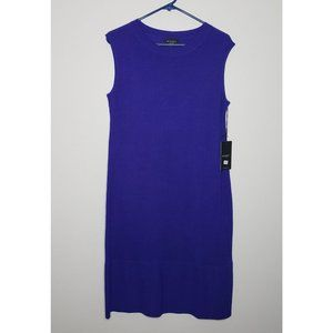 Rondina Dresses - NWT SZ Large Rondina Blue Sleeveless Dress